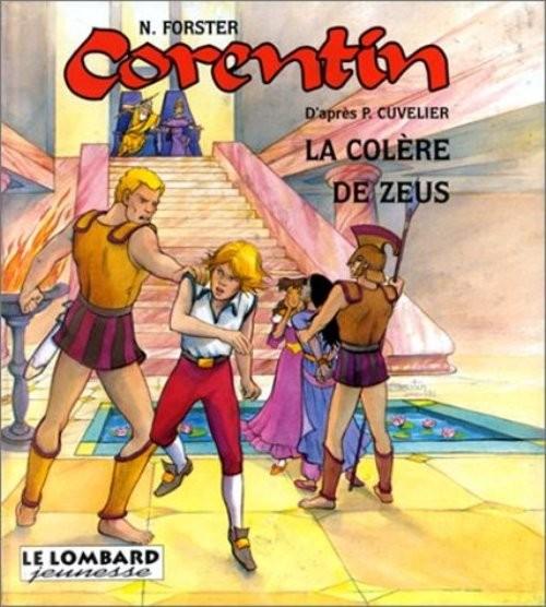 Corentin Cheville Forster 3 La Colere De Zeus