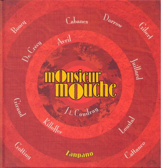 Couverture de Monsieur Mouche - Tome 1