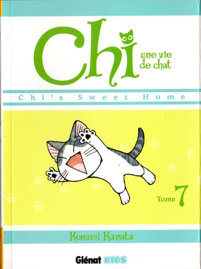 Couverture de Chi - Une vie de chat (format manga) -7- Tome 7