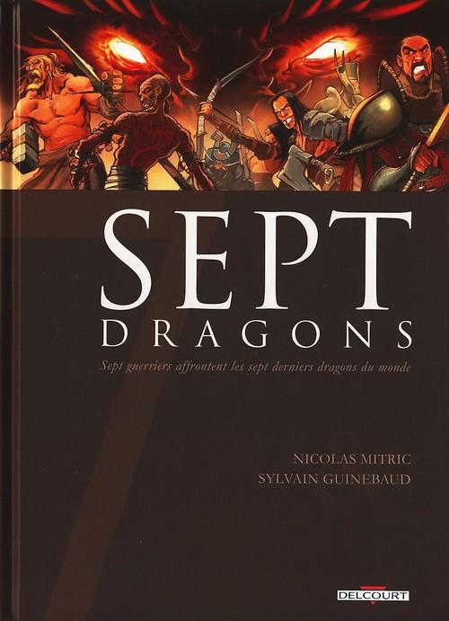 Couverture de Sept -12- Sept dragons