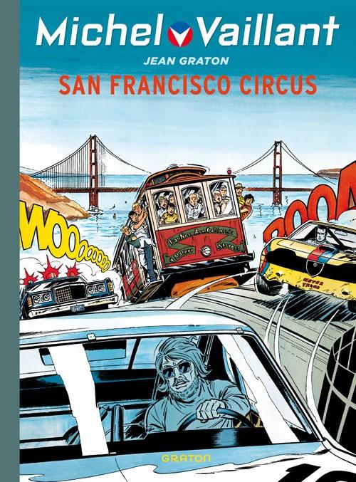 Couverture de Michel Vaillant (Dupuis) -29- San Francisco Circus