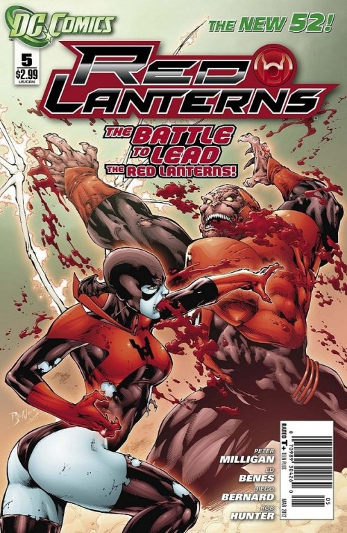 Couverture de Red Lanterns (2011) -5- Kronamania