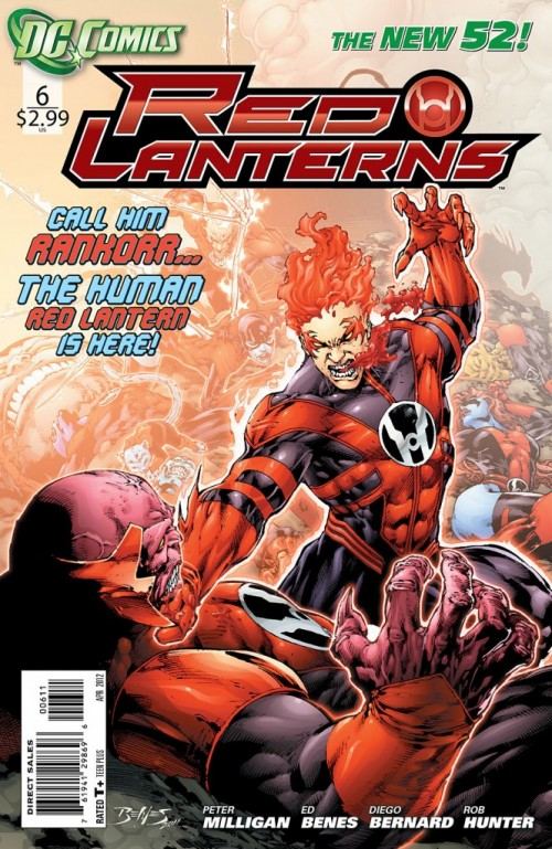 Couverture de Red Lanterns (2011) -6- All Too Human