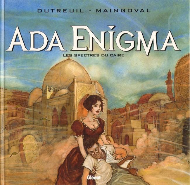 Ada Enigma (3 tomes)