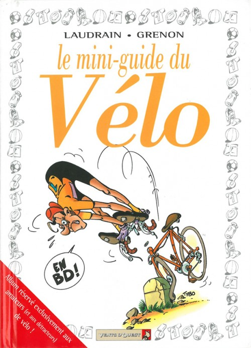 Couverture de Le mini-guide -22- Le mini-guide du Vélo