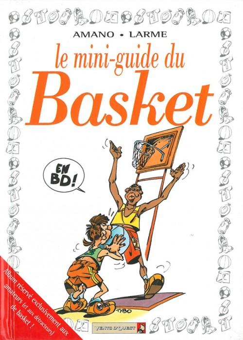 Couverture de Le mini-guide -24- Le mini-guide du Basket
