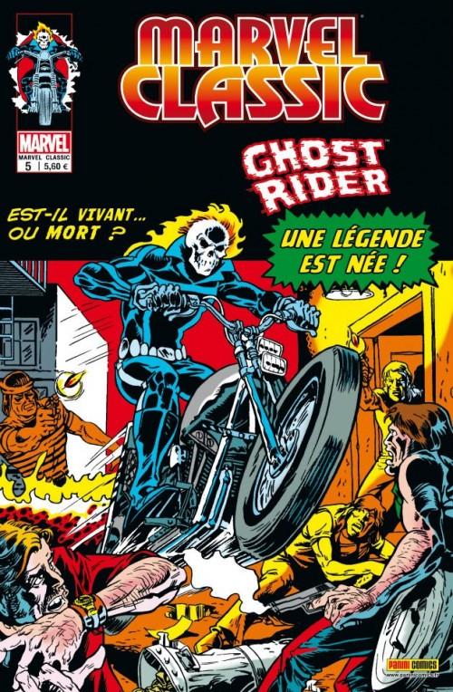 Couverture de Marvel Classic (1re série) -5- Hordes de l'Enfer
