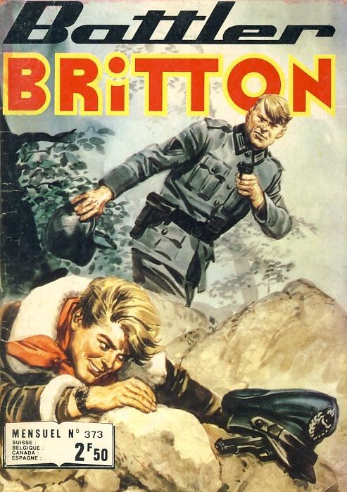 Couverture de Battler Britton (Imperia) -373- Le navire fantôme
