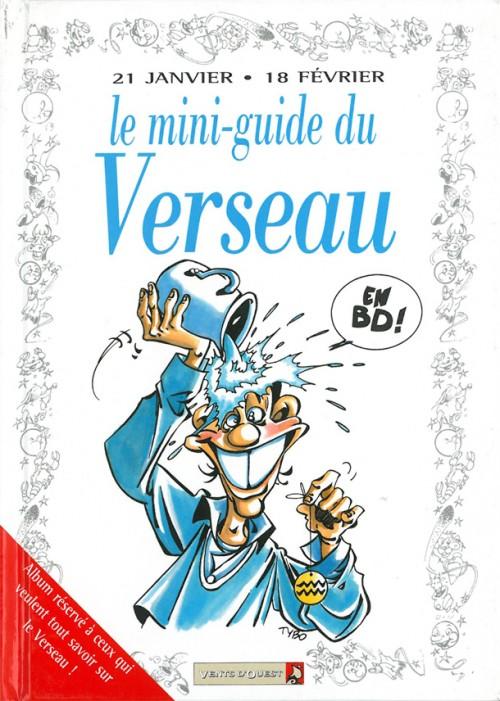 Couverture de Le mini-guide -11- Le mini-guide du Verseau