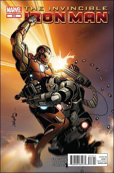 Couverture de Invincible Iron Man (2008) -513- Demon part 4: control