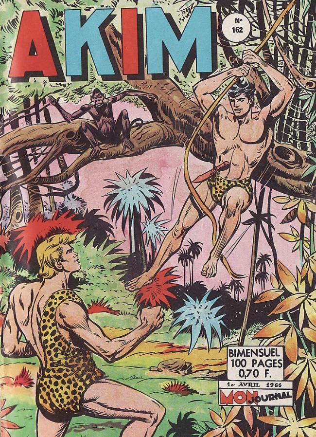 Couverture de Akim (1re série) -162- Machiavélique conspiration
