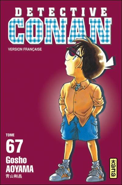 Couverture de Détective Conan -67- Tome 67