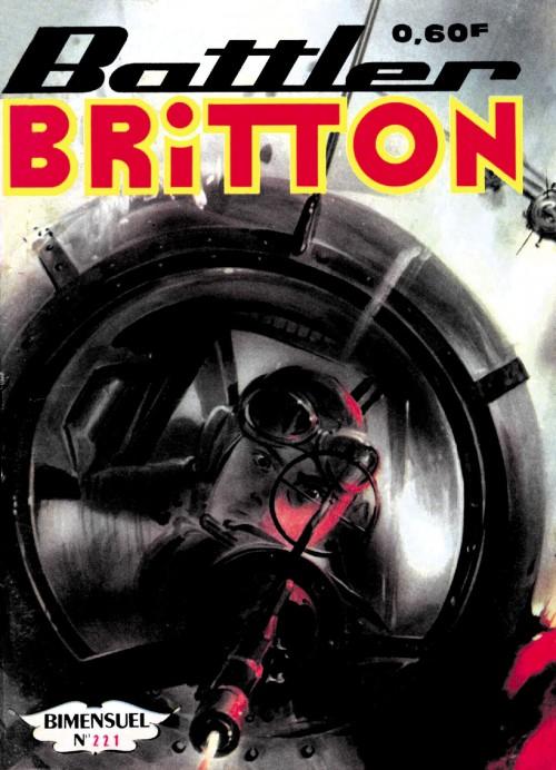 Couverture de Battler Britton -221- Les pièces de musée