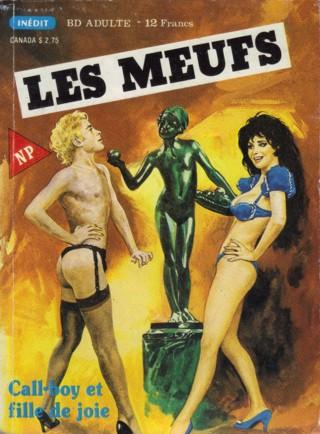 Couverture de Les meufs (Novel Press) -14- Call-boy et fille de joie