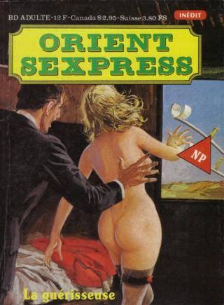 Couverture de Orient Sexpress -15- La guérisseuse