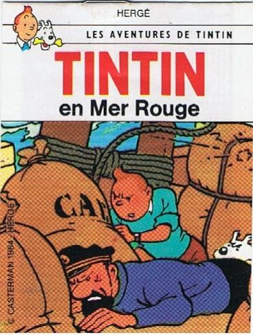 Couverture de Tintin - Publicités -19Sco4- Tintin en Mer Rouge