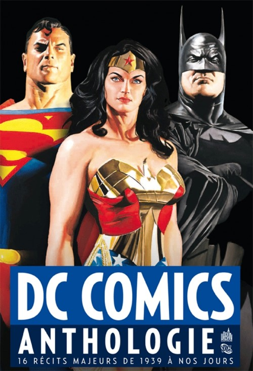 Couverture de DC Comics Anthologie