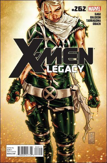 Couverture de X-Men Legacy (2008) -262- Lost tribes part 2