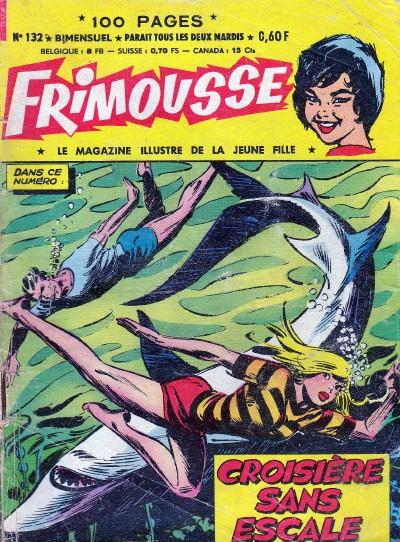 Couverture de Frimousse et Frimousse-Capucine -132- L'empreinte du passé