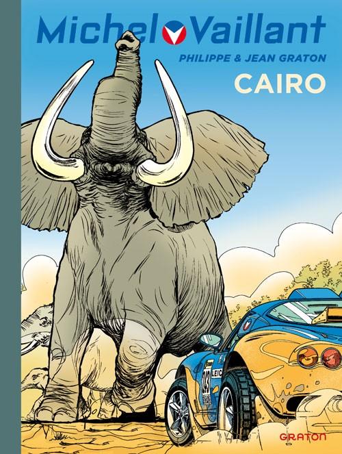 Couverture de Michel Vaillant (Dupuis) -63- Cairo
