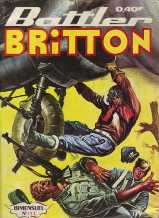 Couverture de Battler Britton (Imperia) -132- Retour mouvementé