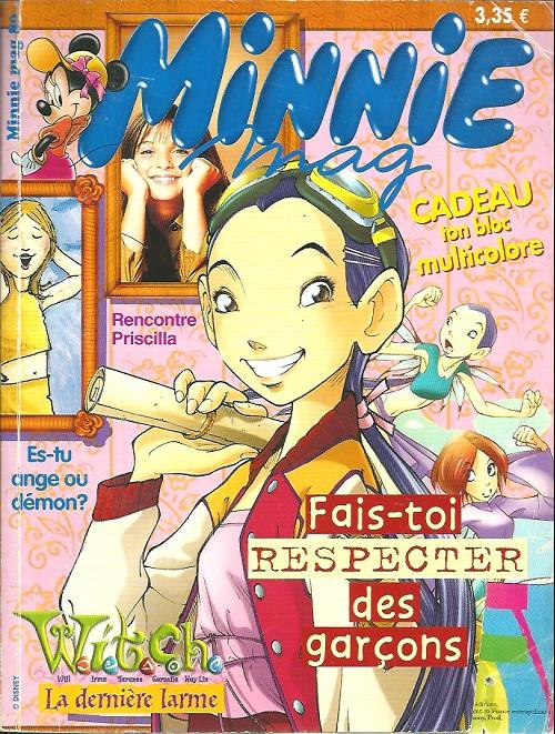 Couverture de Minnie mag -80- Numéro 80