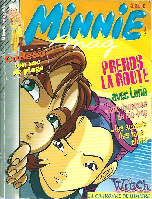 Couverture de Minnie mag -86- Numéro 86