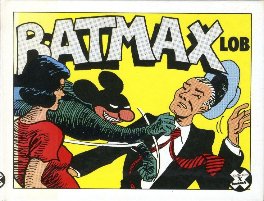 Couverture de Batmax