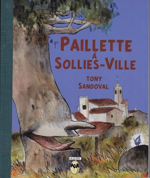 Couverture de (AUT) Sandoval, Tony - Paillette à Solliès-Ville