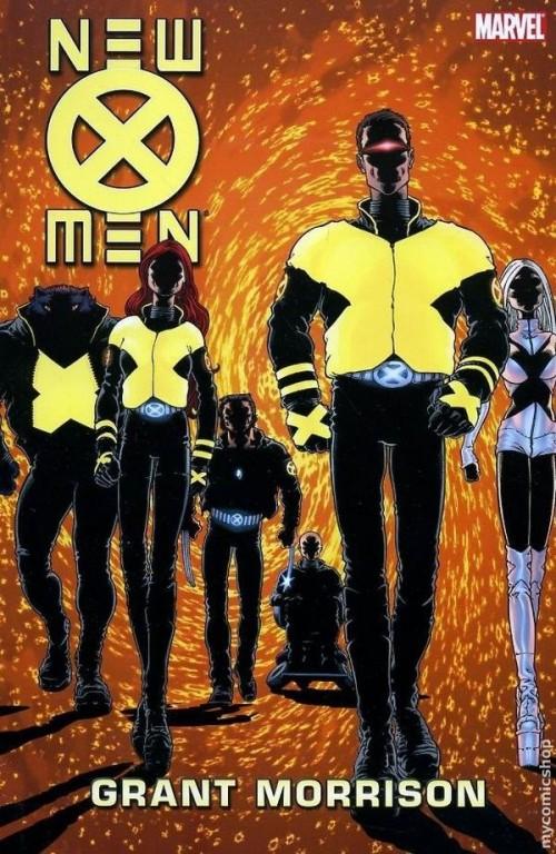 Couverture de New X-Men (2001) -INT1- Ultimate Collection Book 1