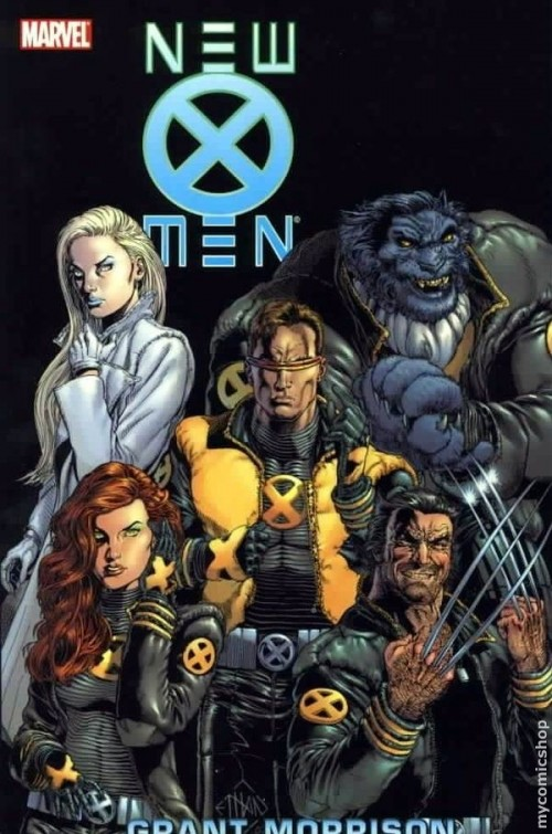 Couverture de New X-Men (2001) -INT2- Ultimate Collection Book 2