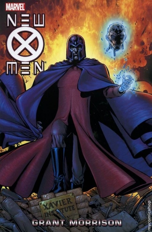 Couverture de New X-Men (2001) -INT3- Ultimate Collection Book 3