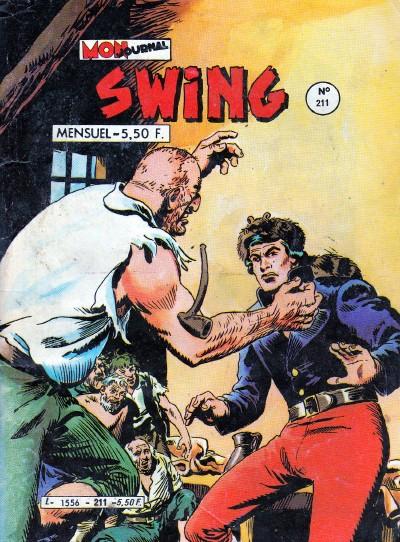 Couverture de Capt'ain Swing! (1re série) -211- Valsez, pépites !