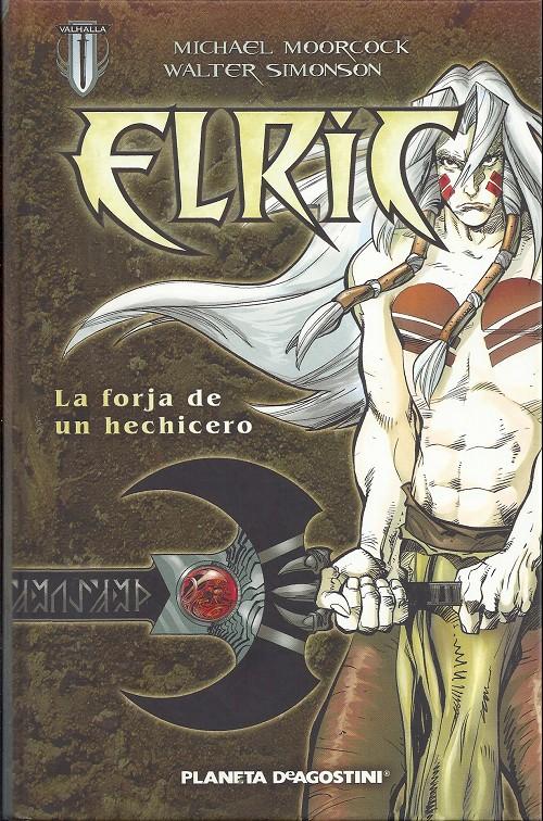 Couverture de Elric (Simonson, en espagnol) -1- La forja de un hechicero