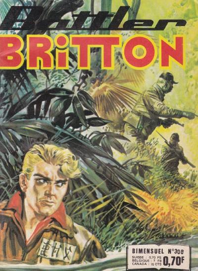 Couverture de Battler Britton -300- ... Code secret ...