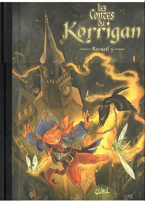 Couverture de Les contes du Korrigan -Rec05- Recueil 5