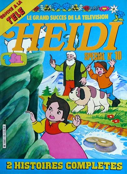 Couverture de Heidi spécial -10- Tome 10