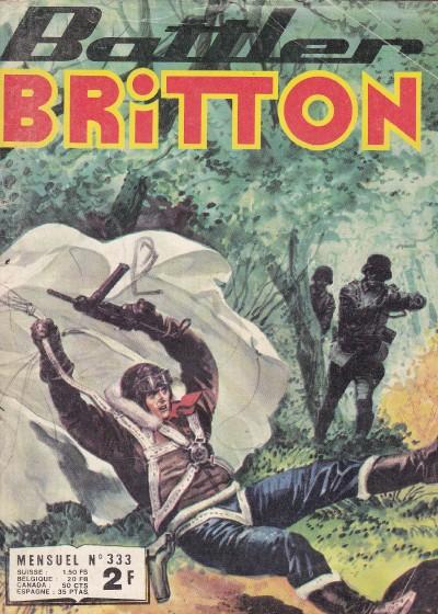 Couverture de Battler Britton (Imperia) -333- Opération