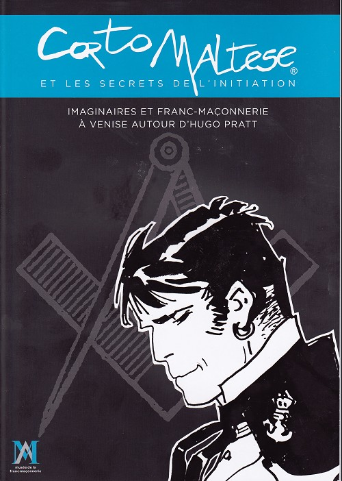 Couverture de (AUT) Pratt, Hugo -Cat- Corto Maltese et les secrets de l'initiation