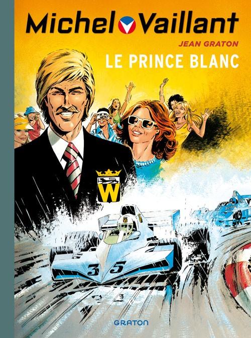 Couverture de Michel Vaillant (Dupuis) -30- Le prince blanc