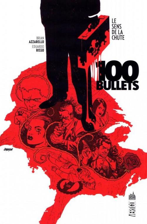 Couverture de 100 Bullets (albums brochés) -15- Le sens de la chute