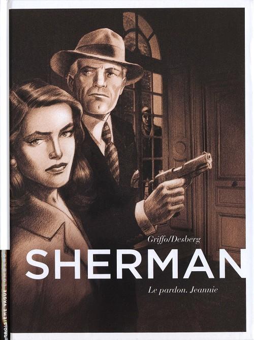 Couverture de Sherman -6- Le pardon. Jeannie