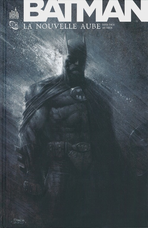 Couverture de Batman : La Nouvelle Aube - La Nouvelle Aube