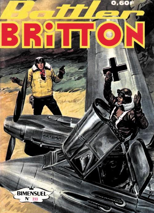 Couverture de Battler Britton -233- Le nerf de la guerre