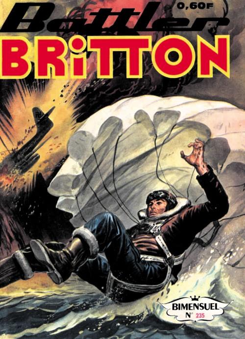 Couverture de Battler Britton -235- Intrusion