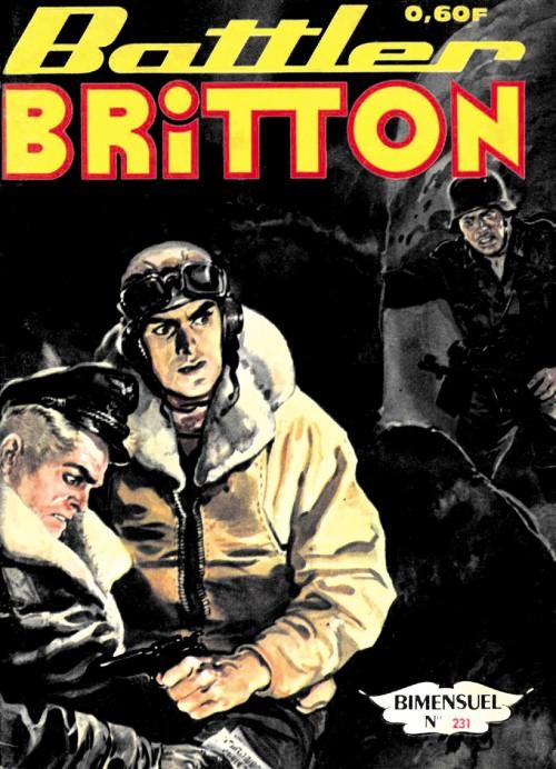 Couverture de Battler Britton -231- Le renégat