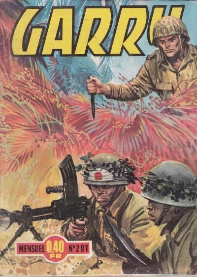 Couverture de Garry (Impéria) (2e série - 190 à 456) -201- Des hommes de fer