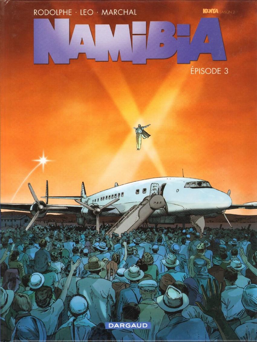 Couverture de Namibia (Kenya - Saison 2) -3- Épisode 3