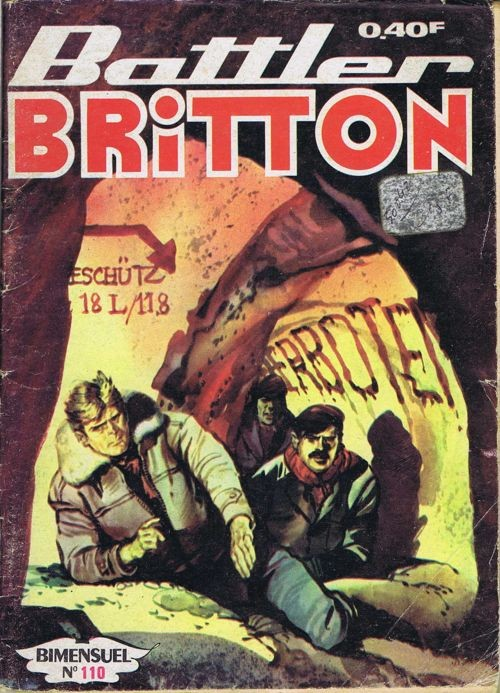 Couverture de Battler Britton (Imperia) -110-