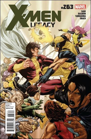 Couverture de X-Men Legacy (2008) -263- Lost tribes part 3